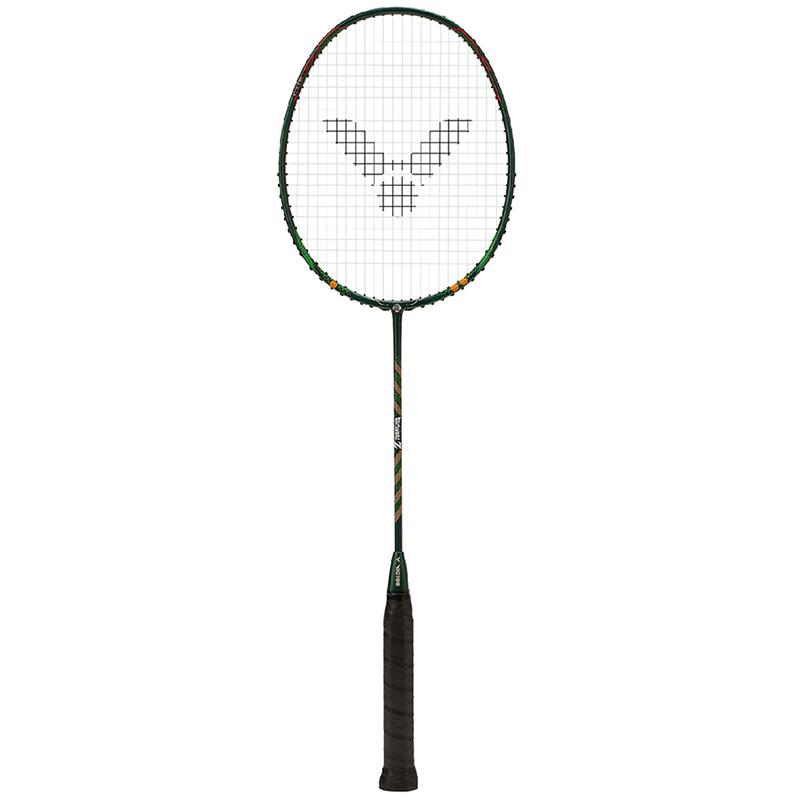 2020款正品胜利VICTOR威克多DBZ龙珠Z联名羽毛球拍神龙全碳素单拍