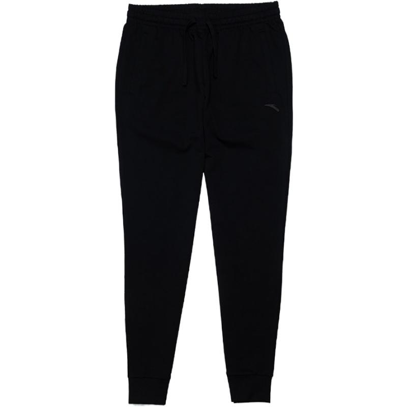安踏官网新款透气轻薄舒适运动裤专柜同款男士运动裤152027330