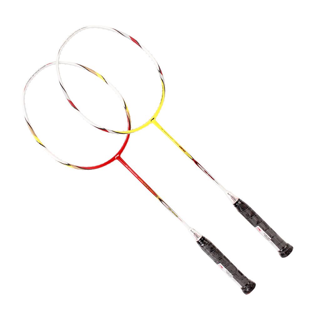 李宁羽毛球拍碳纤维初学拍PM衡系列HC1600羽拍AYPJ004/006-1