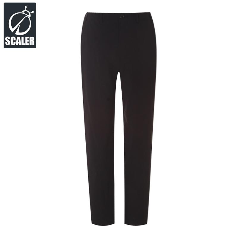 SCALER思凯乐户外F3510162男女弹力速干裤运动休闲长裤子F3500162