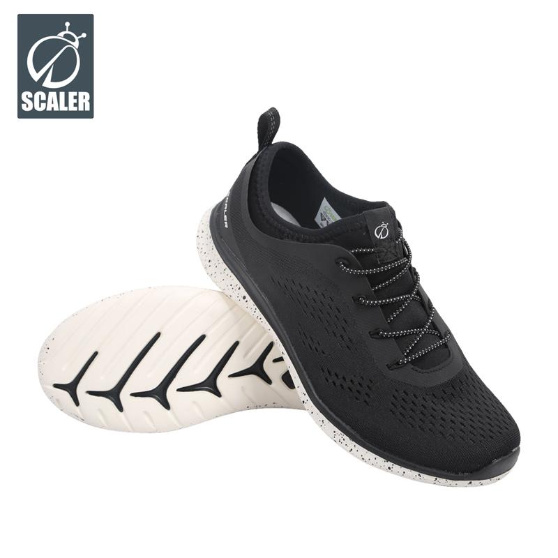 思凯乐户外X9064602男女款徒步鞋舒适营地鞋耐磨跑步鞋X9164602