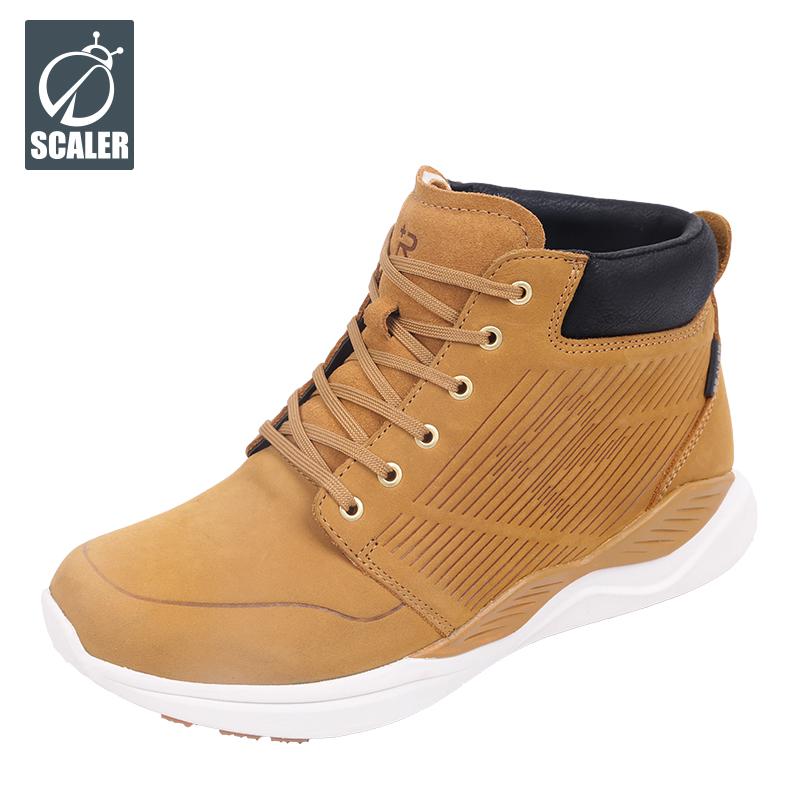 思凯乐户外新款X9097806高帮健步鞋越野跑步徒步鞋X9197806休闲鞋