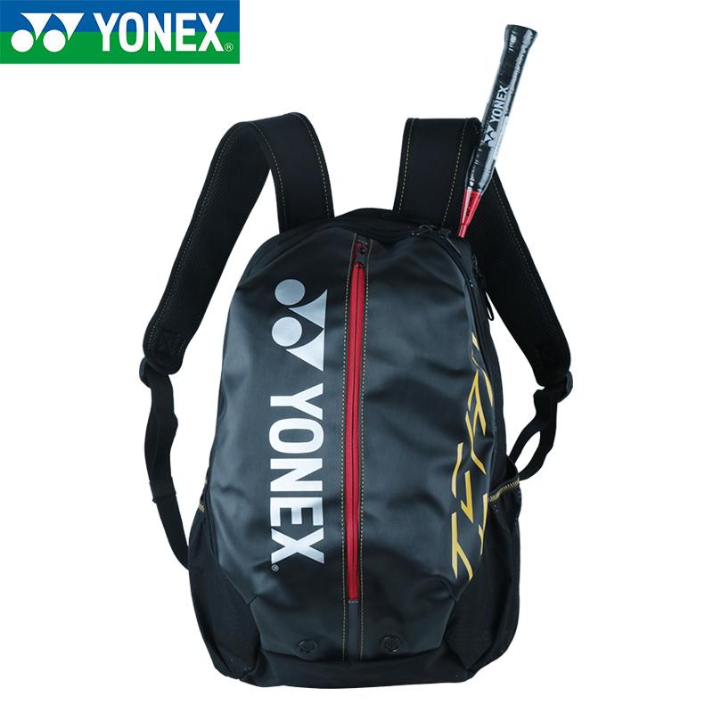 YONEX尤尼克斯羽毛球包BA42012SCR旅行网羽大容量运动双肩背包yy