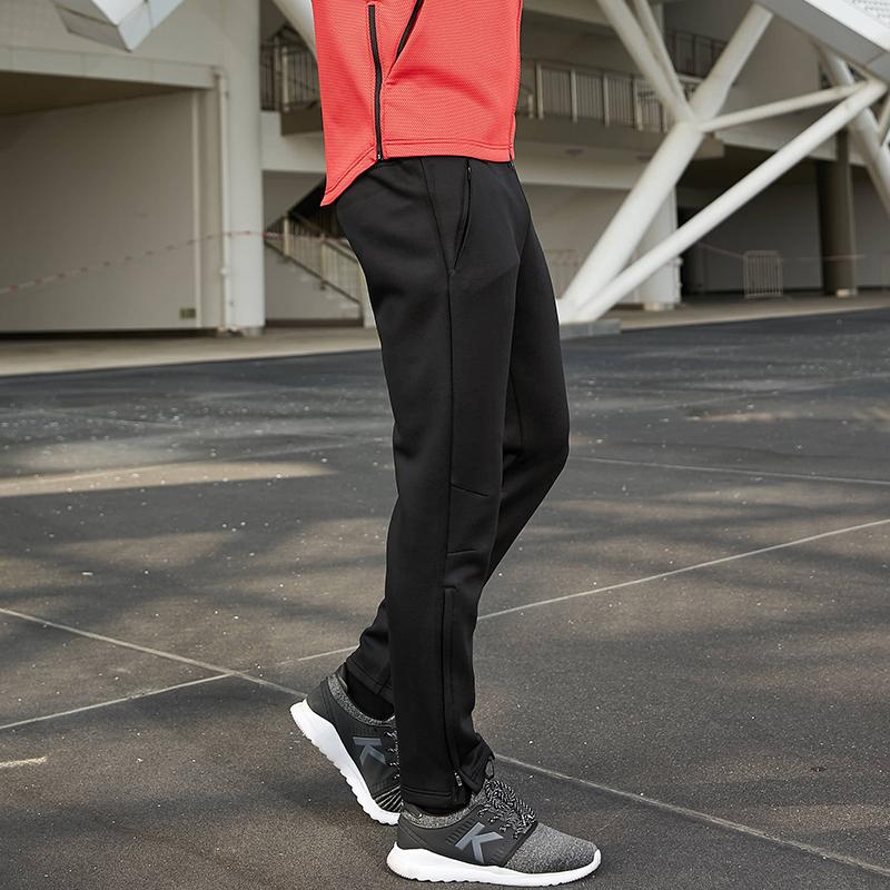 KELME卡尔美新款跑步训练运动长裤直筒裤休闲运动裤子潮 3881337