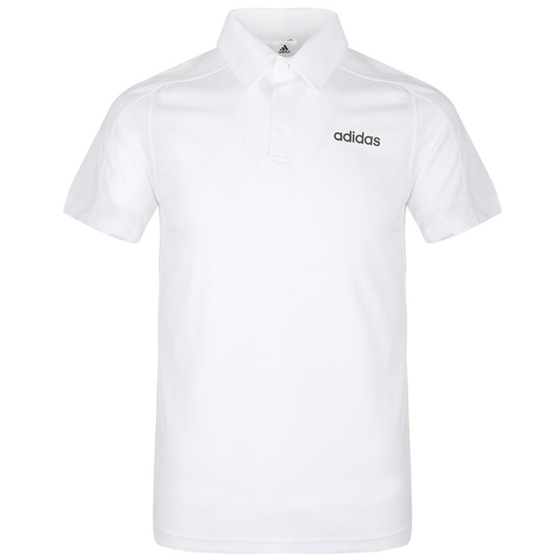 adidas阿迪达斯男子运动短袖POLO衫 DT3049
