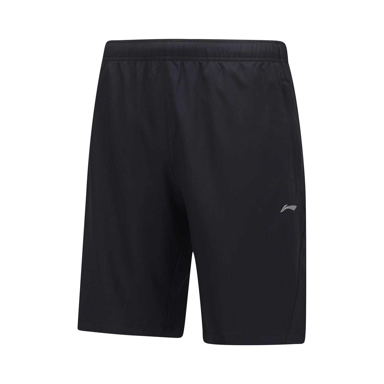 李宁男女同款AKSP551-1 / AKSP188-1团购159运动短裤黑色