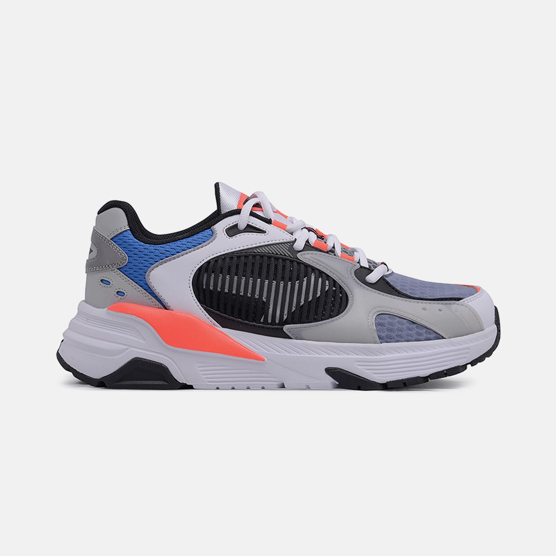 李宁AGCQ051-1  岩石灰/标准黑/硬币灰 男经典休闲鞋