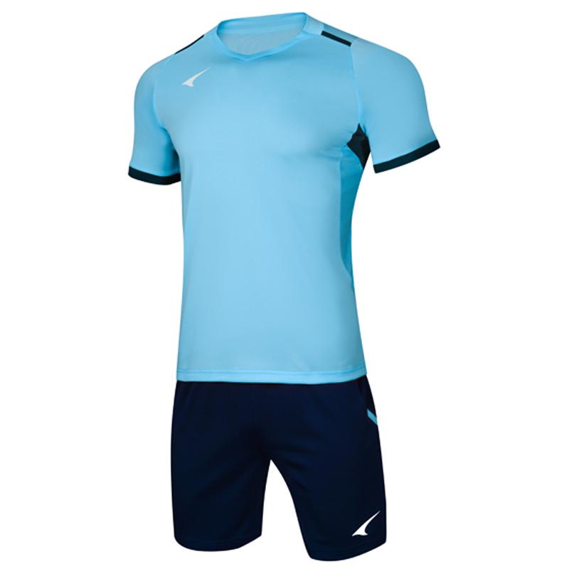 UCAN锐克儿童足球服套装定制男成人训练服女比赛球衣211S00102,231S00418