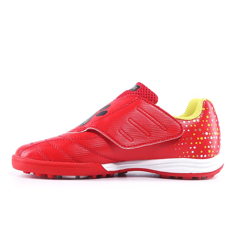 卡尔美新品儿童足球鞋男女魔术贴碎钉球鞋小学生训练鞋6893141