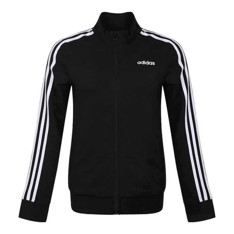 adidas阿迪达斯女装运动服运动休闲拉链夹克针织外套DP2411