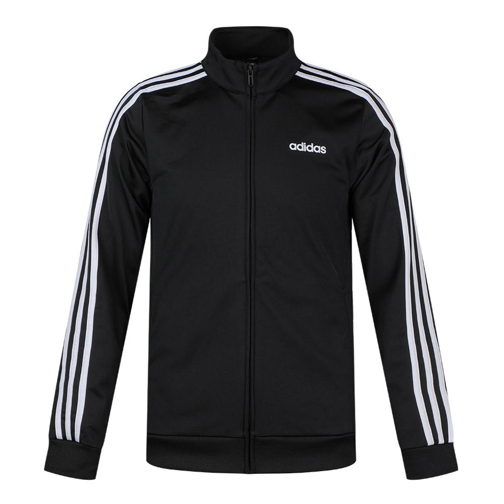 adidas阿迪达斯男装运动服运动休闲拉链夹克针织外套DQ3070