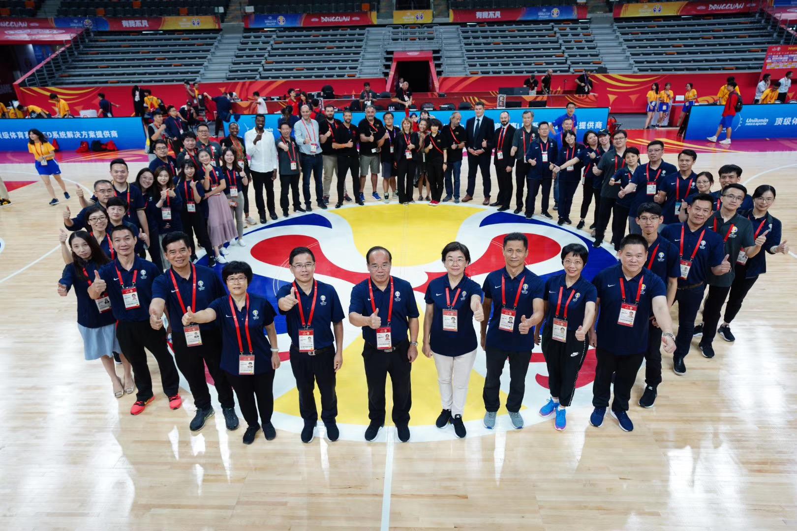 2019年国际蓝联篮球世界杯
