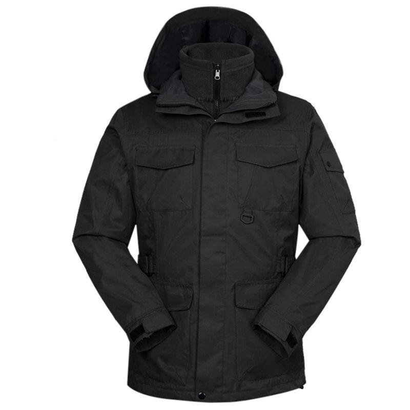 TOURMARK 男装 2020冬季新款保暖防风运动休闲冲锋衣 D24110-02