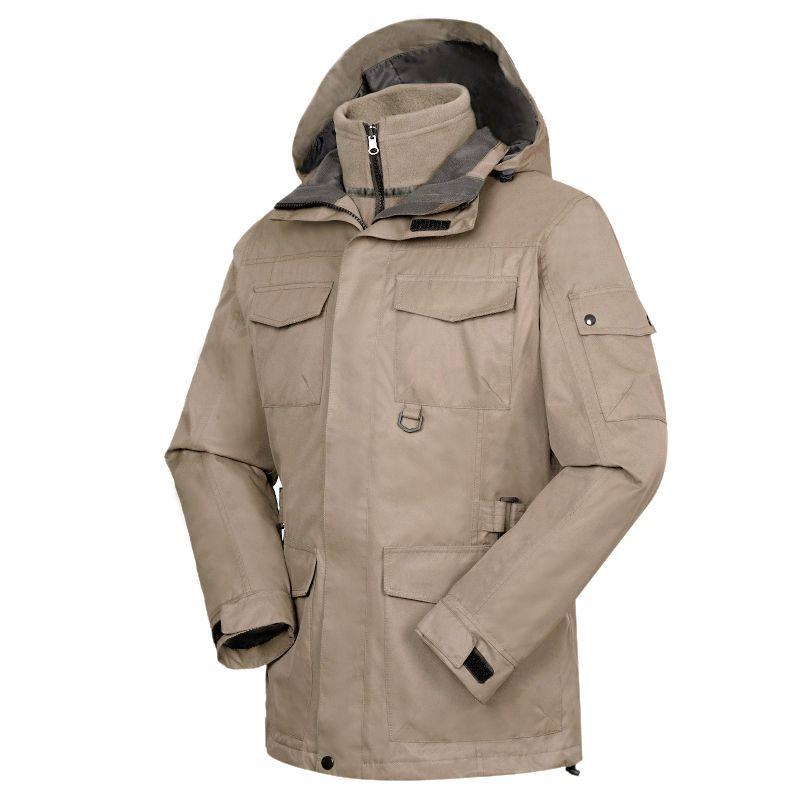 TOURMARK 男装 防风冲锋衣休闲运动服 D24110-01