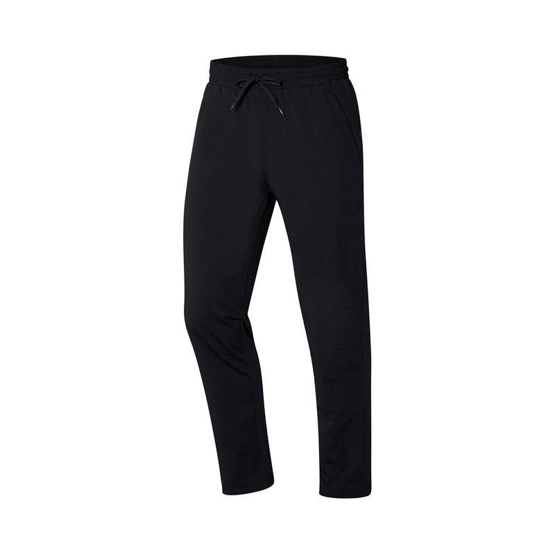 【2021新品】李宁羽毛球系列男子柔软舒适长裤速干卫裤AKLR131