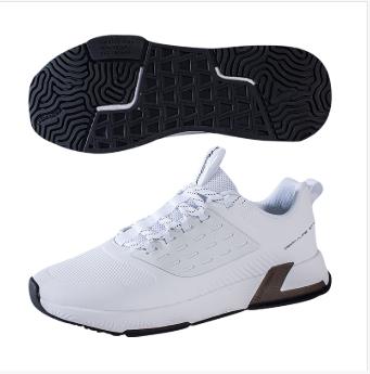 匹克PEAK 运动生活鞋子 男 都市休闲鞋 TE94027E-大白-黑色/大白