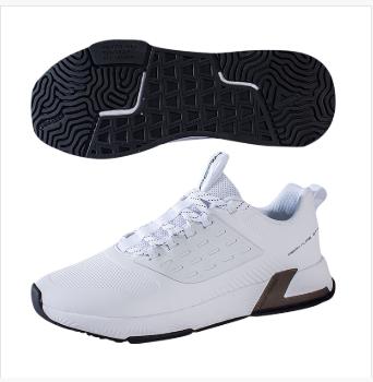 匹克PEAK 运动生活鞋子 女 都市休闲鞋 TE94028E-大白-黑色/大白