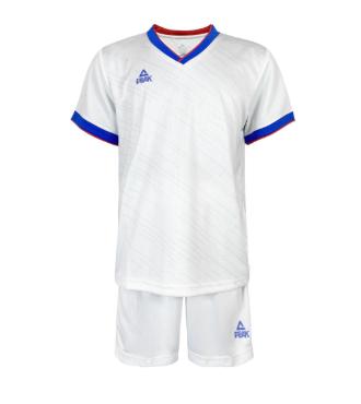 匹克PAEK 综合运动服装 童 足球套服 TF80013-大白-大红-嫩绿-希腊蓝