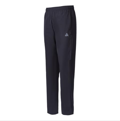 匹克PAEK 户外服装 女 梭织单裤 梭织长裤 FB83068-黑色