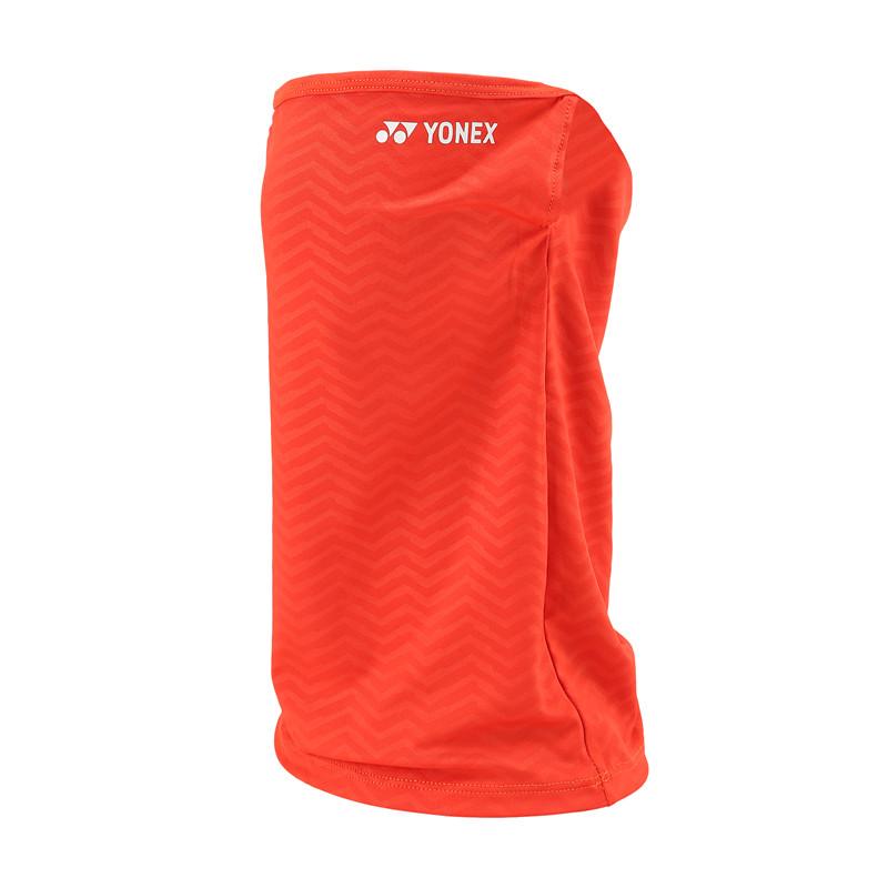 YONEX/尤尼克斯多用途运动面罩围巾 yy AC483CR-日落橙色-黑色
