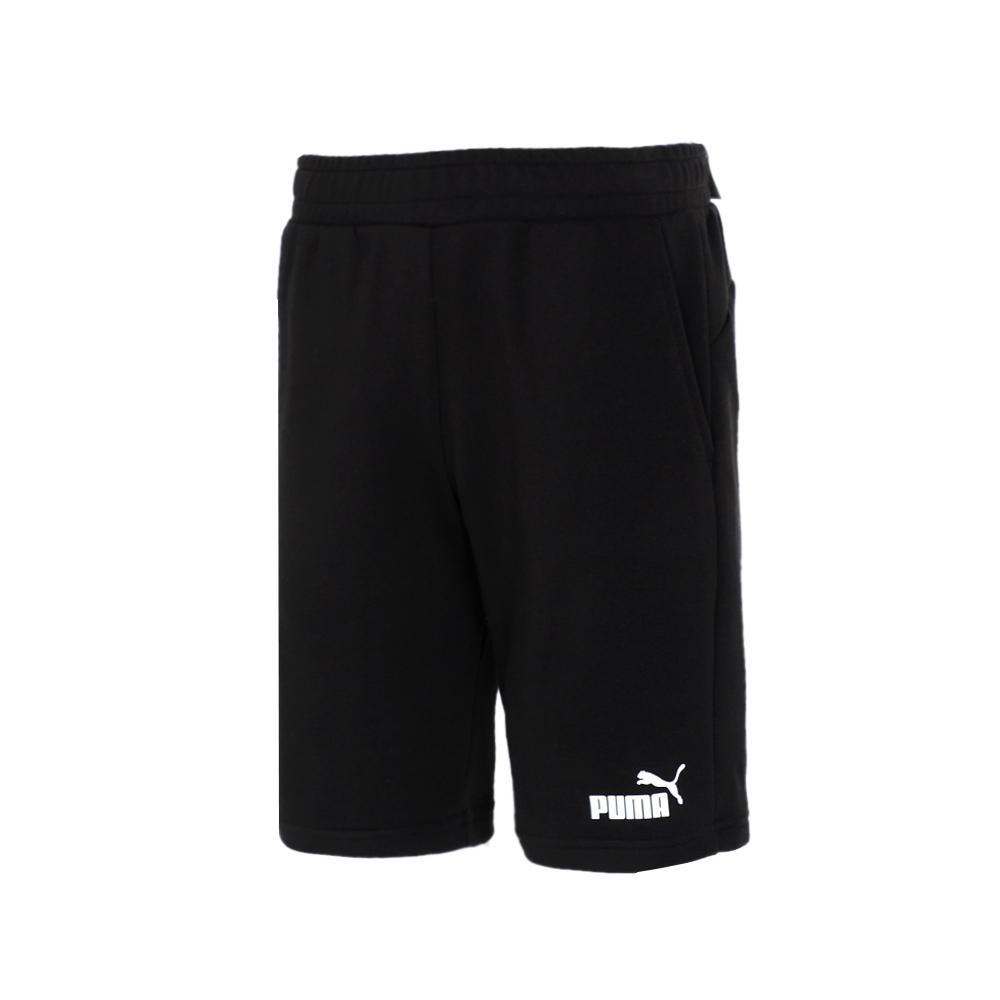 Puma彪马 男装短裤休闲运动裤健身裤训练五分裤 588739-01