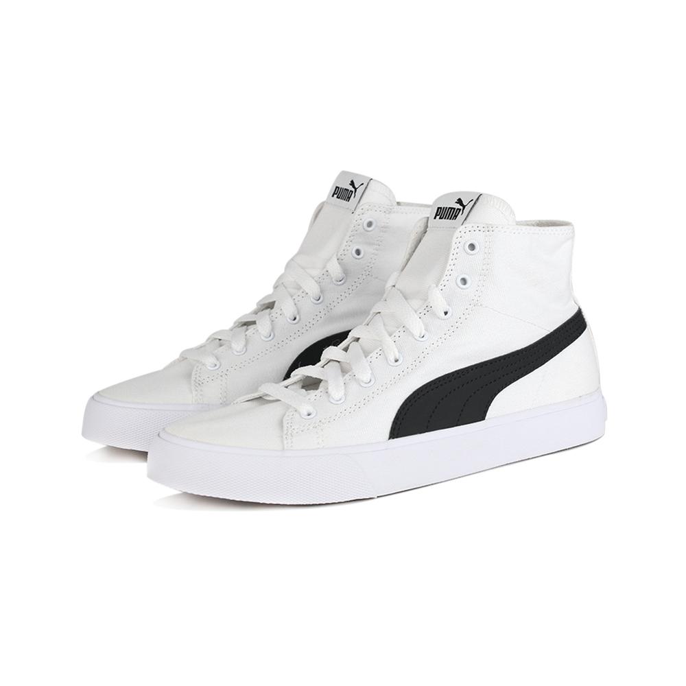 Puma彪马 男女鞋Bari Mid运动鞋高帮休闲鞋板鞋 373891-01