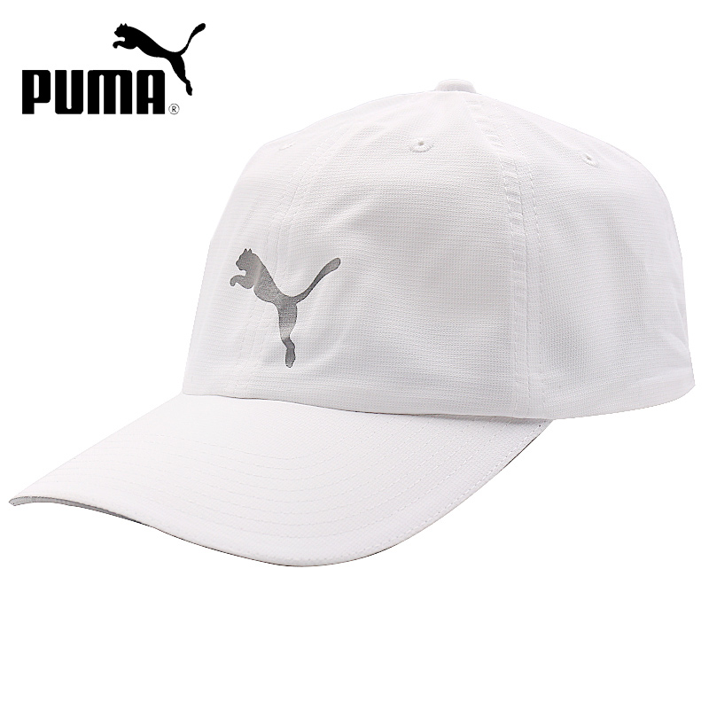 PUMA彪马 男帽女帽2021夏季新款鸭舌帽棒球帽遮阳运动帽 052911-02
