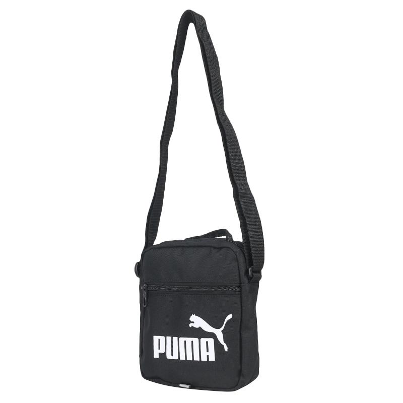 PUMA彪马 旗舰单肩包2021春季新款男女包运动包拎包 078197-01