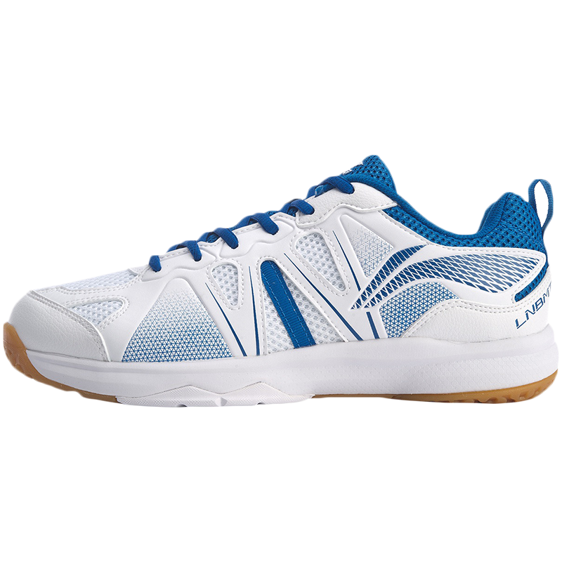 李宁 羽毛球鞋男鞋新款鞋子男士专业比赛低帮运动鞋  AYTQ035-1-2