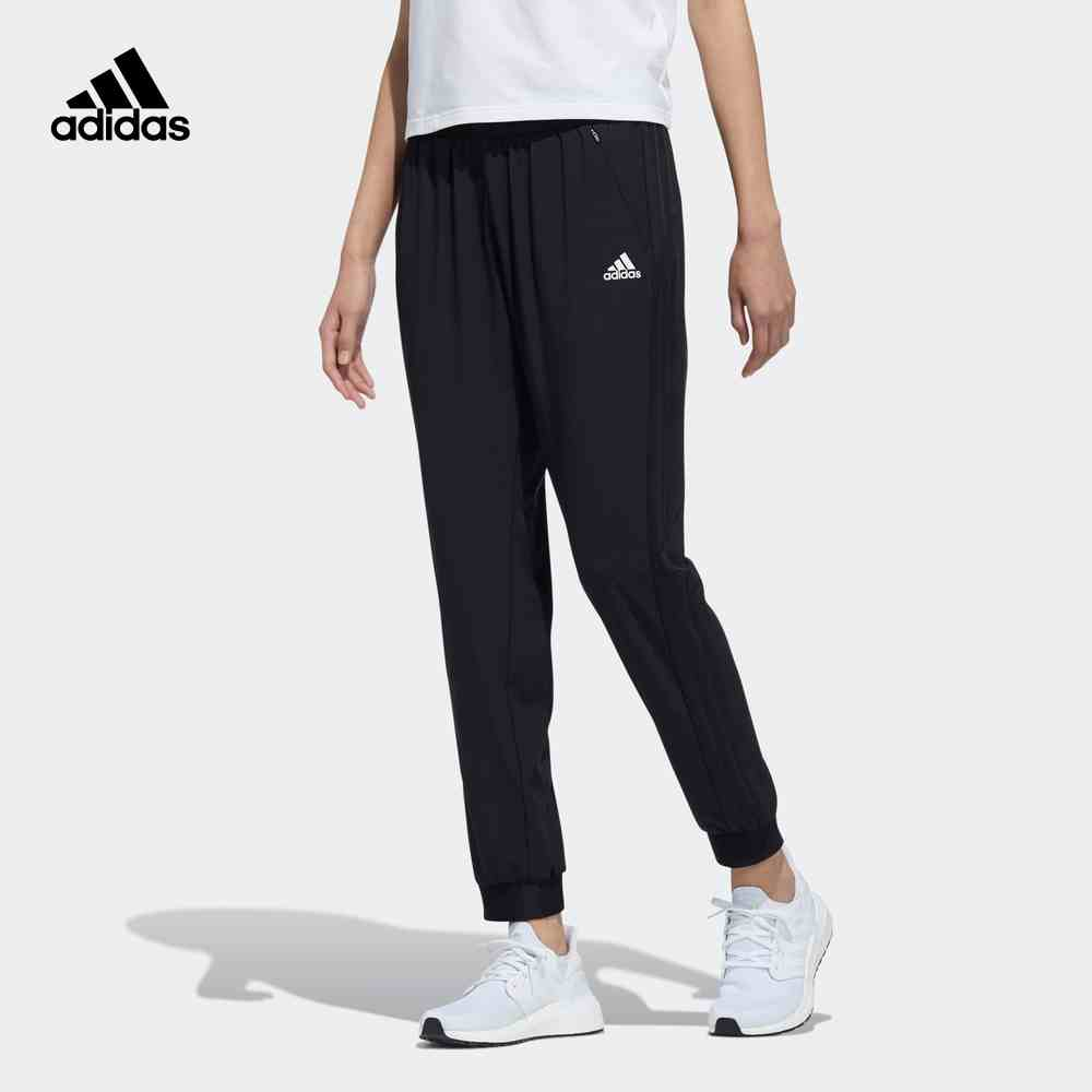 阿迪达斯 adidas PT WV 3S ANKLE 女装运动型格长裤 H50993