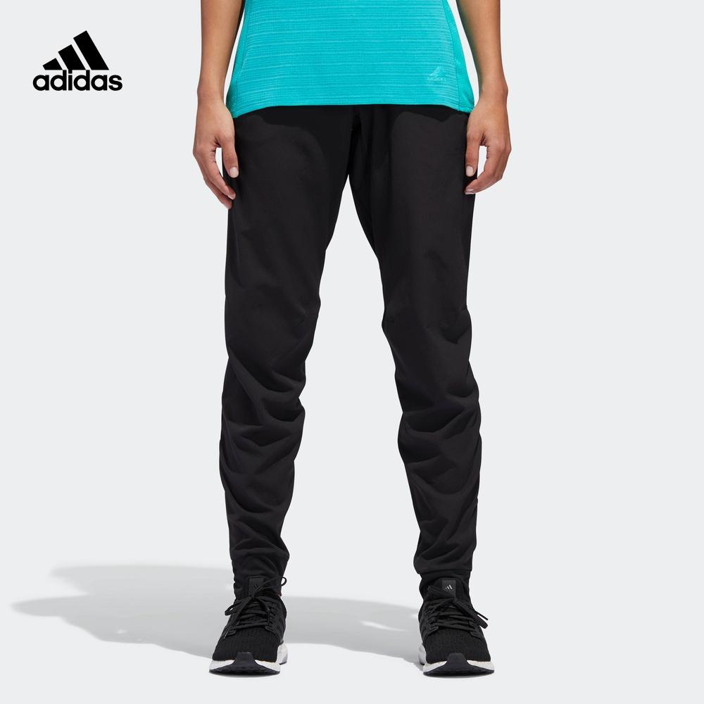 阿迪达斯 adidas TKO PANTS W 女装秋季跑步运动长裤 CW5773