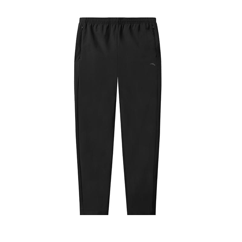 ANTA安踏2021Q1女运动长裤 162117306-1-黑色