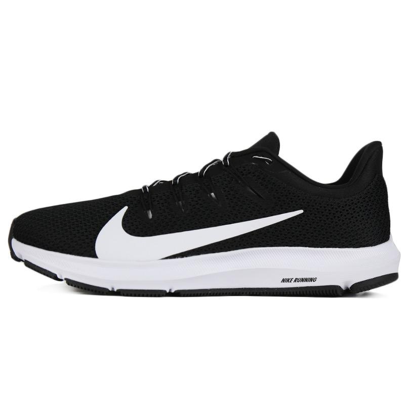 Nike耐克 男鞋QUEST 2透气运动鞋休闲跑步鞋 CI3787-002