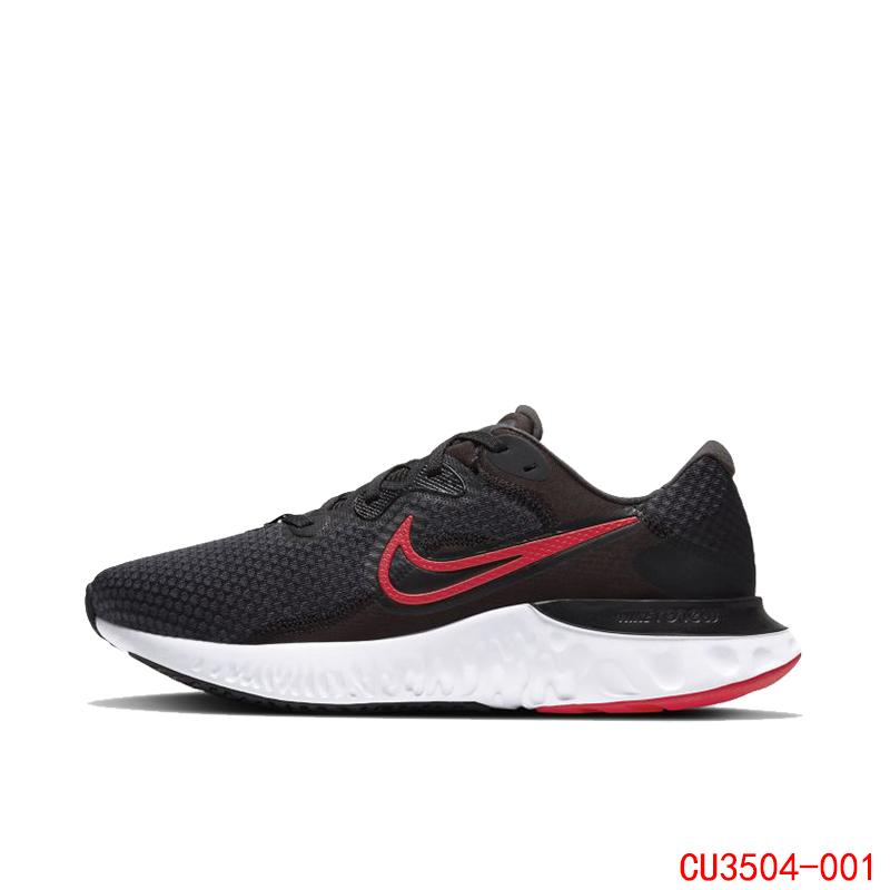 Nike耐克 男子运动鞋Renew Run2021新款轻便缓震跑步鞋 CU3504-001