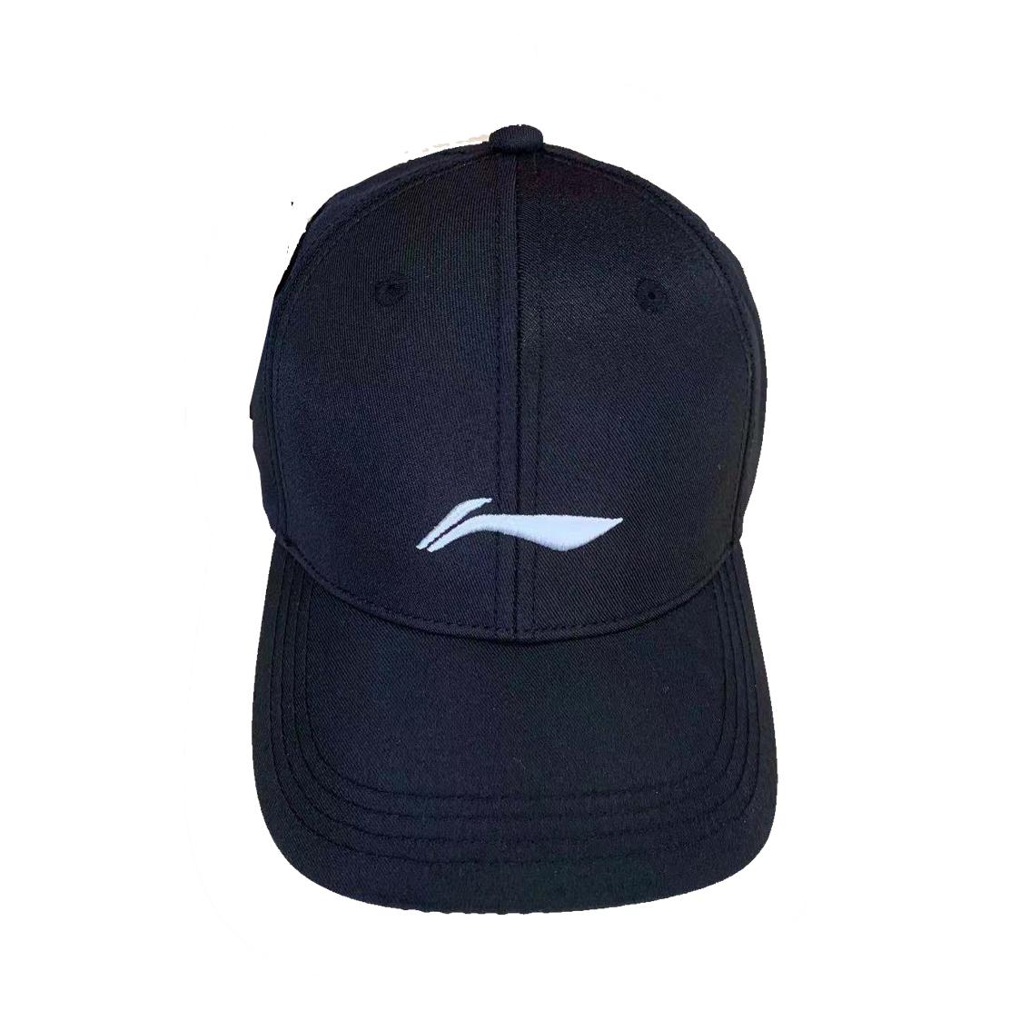 LI-NING 李宁 团购系列 棒球帽 黑色 AMYR362-1