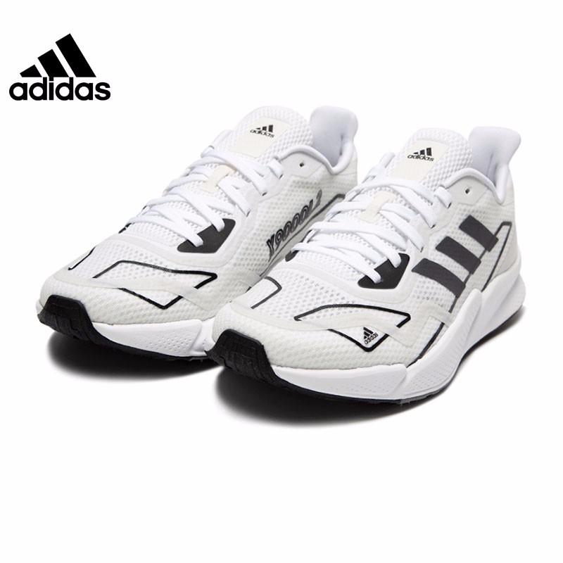adidas阿迪达斯 男鞋2021夏季男子运动休闲跑步鞋 FX8383
