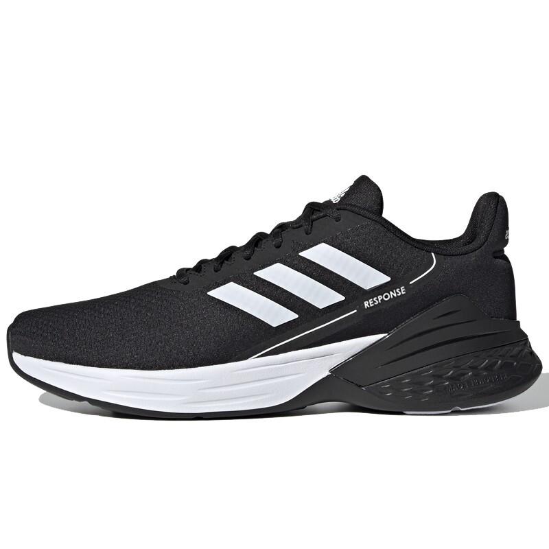 Adidas阿迪达斯男鞋 2021秋季新款运动鞋缓震休闲舒适耐磨跑步鞋GW5706