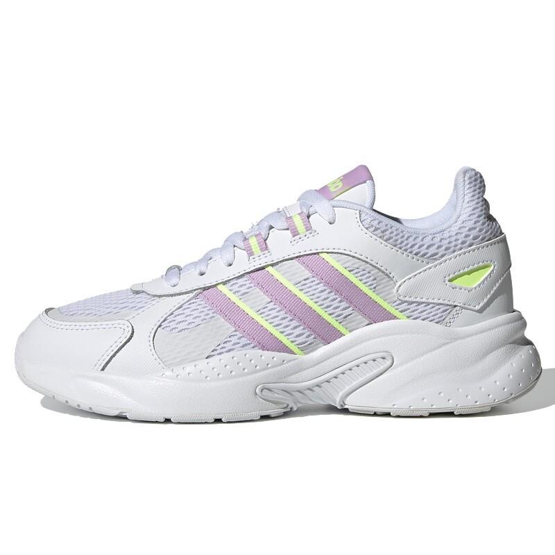 阿迪达斯女鞋 2021夏季新款运动鞋缓震透气休闲舒适耐磨跑步鞋FZ1289