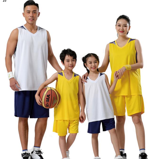 TOURMARK 男女同款篮球套装 2101#